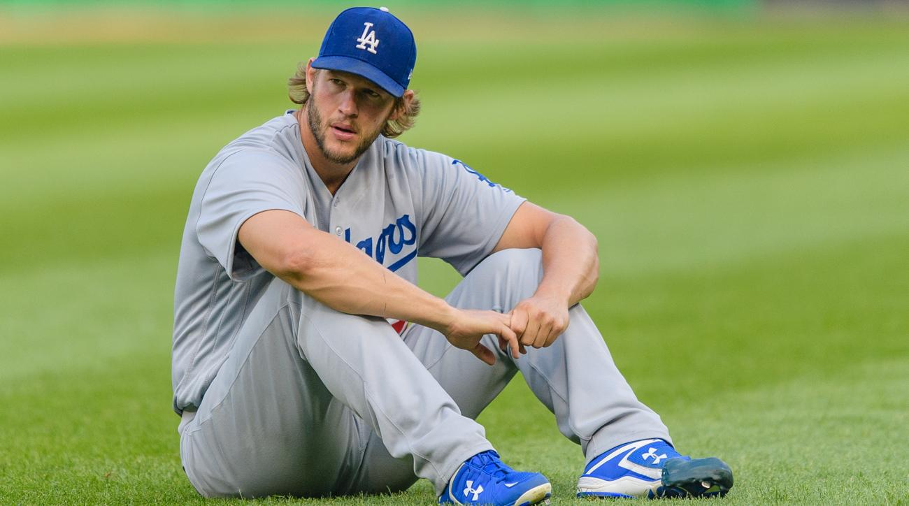 Image result for clayton kershaw 10 day dl