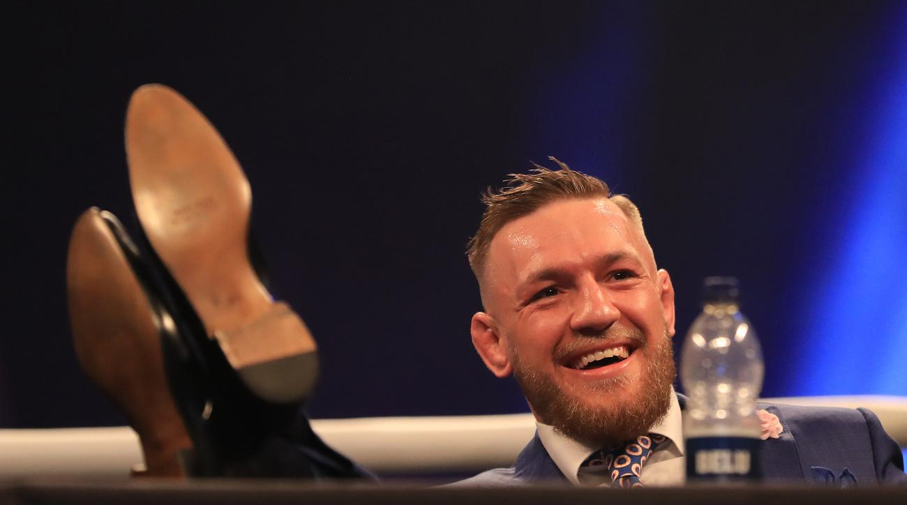 finest selection 65540 9a1a0 Conor McGregor and Draymond Green square off on Instagram ...