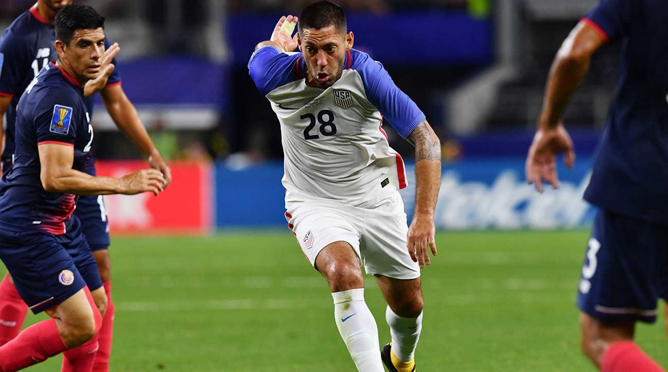 After Dominant Win Vs Costa Rica Usa Proves It Is The Favorite For Gold Cup Glory