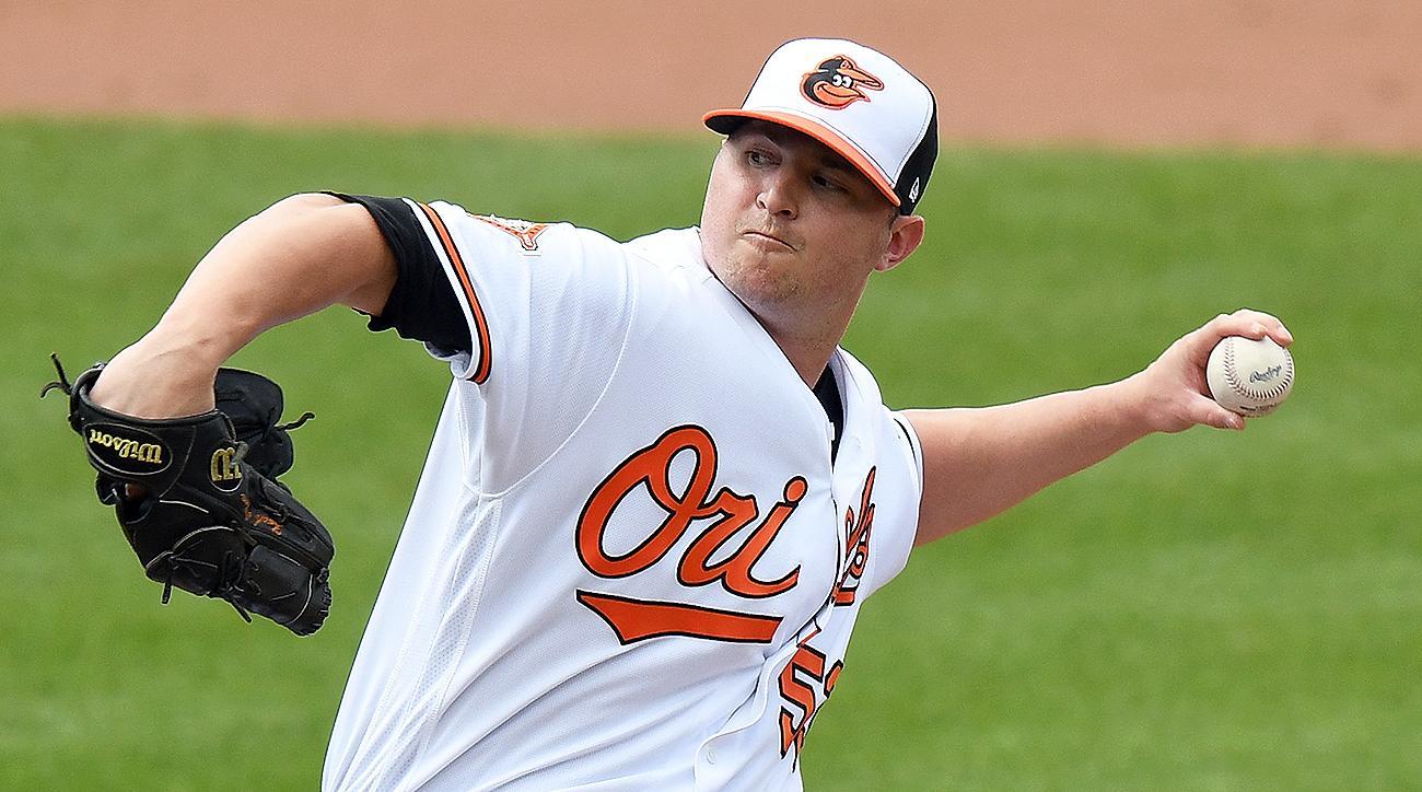 Baltimore Orioles Zach Britton