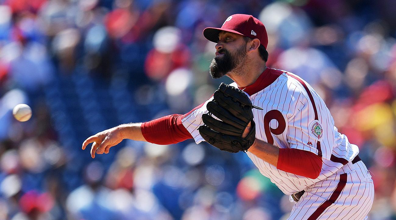 Philadelphia Phillies Pat Neshek