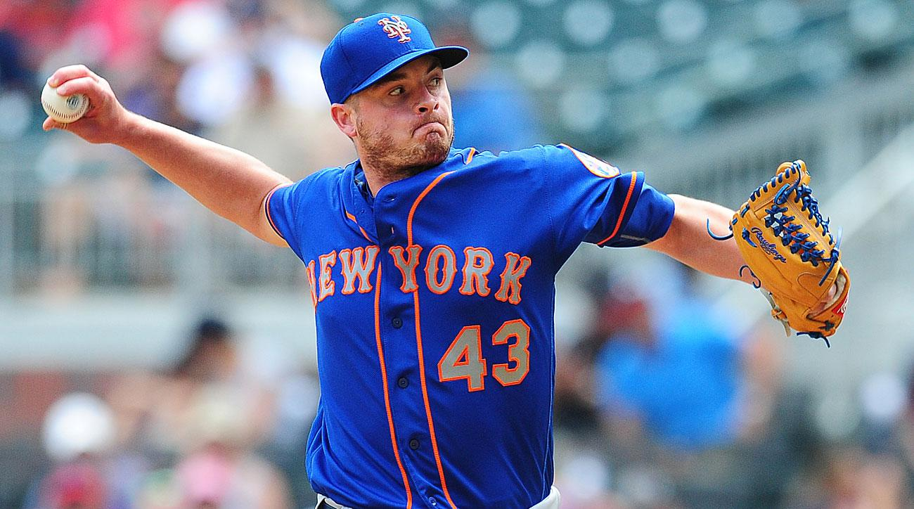 Addison Reed, New York Mets