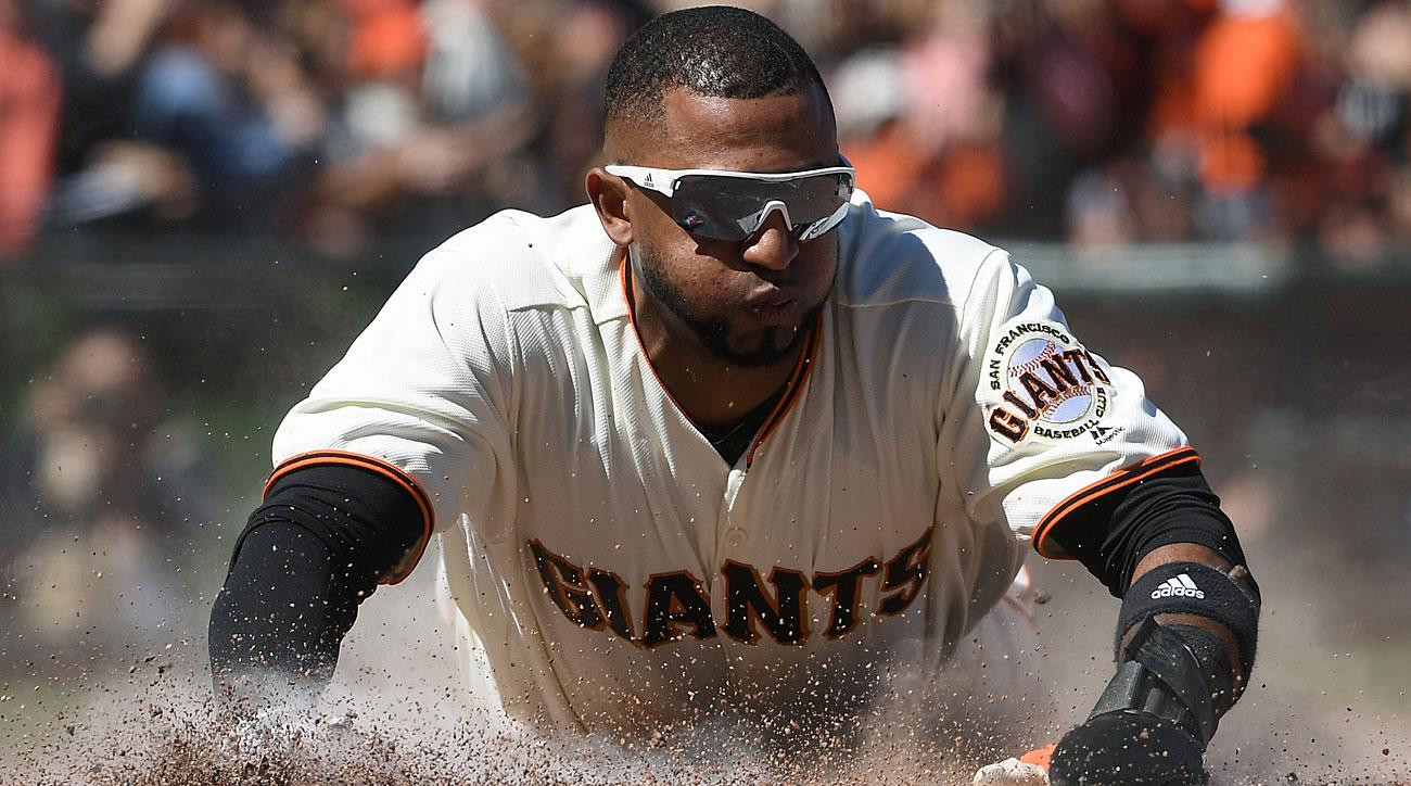 Eduardo Nunez, San Francisco Giants
