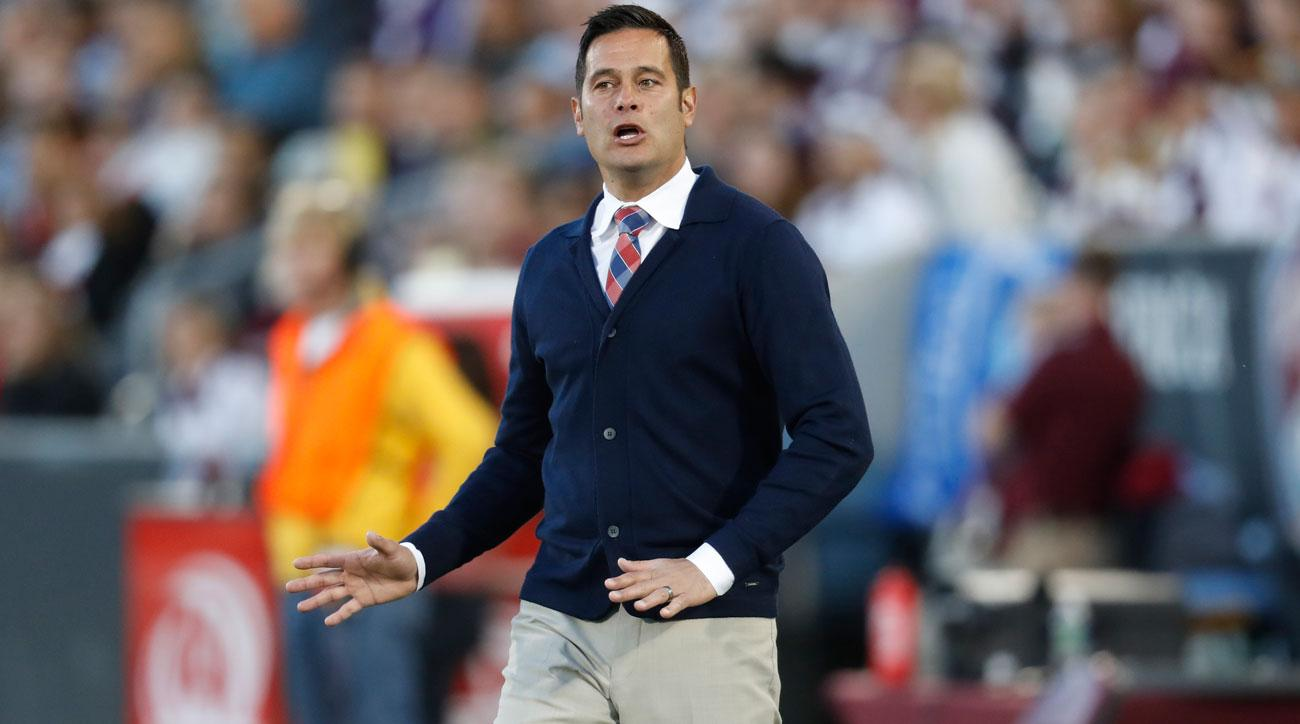 Real Salt Lake manager Mike Petke was livid against Sporting Kansas City