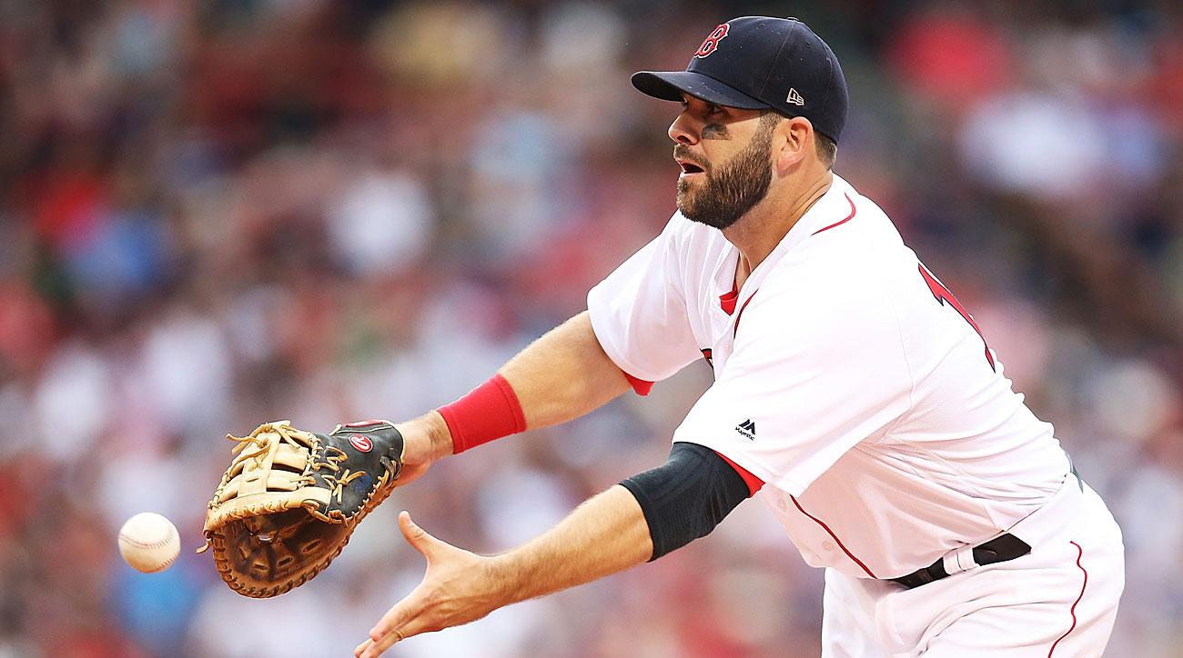 Dustin Pedroia back in Boston's lineup versus Mariners