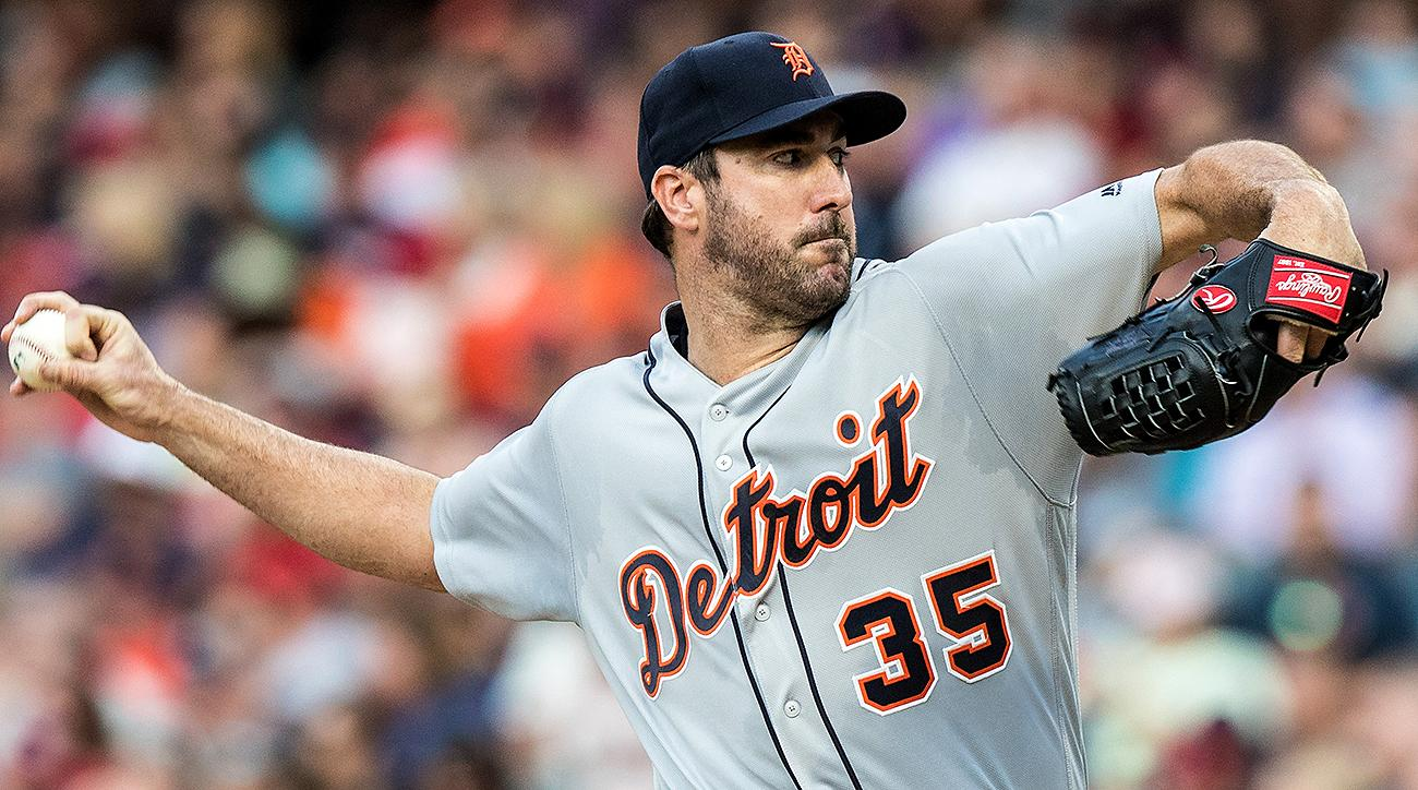 Justin Verlander Impresses, but Tigers Fall in Extras