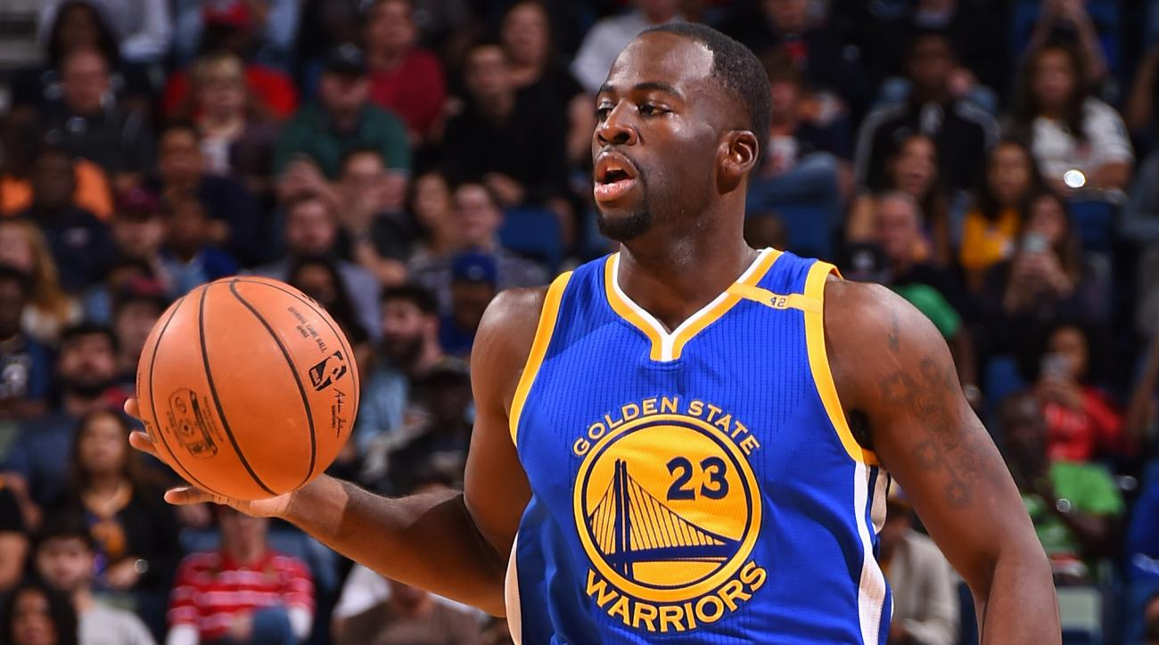 Draymond Green Sued For Assault, Battery