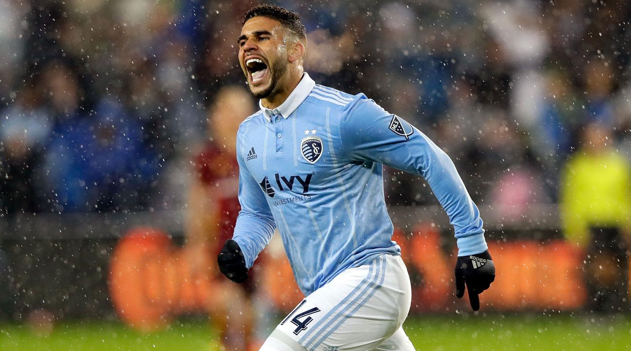 Dom Dwyer could be headed to Orlando City from Sporting Kansas City