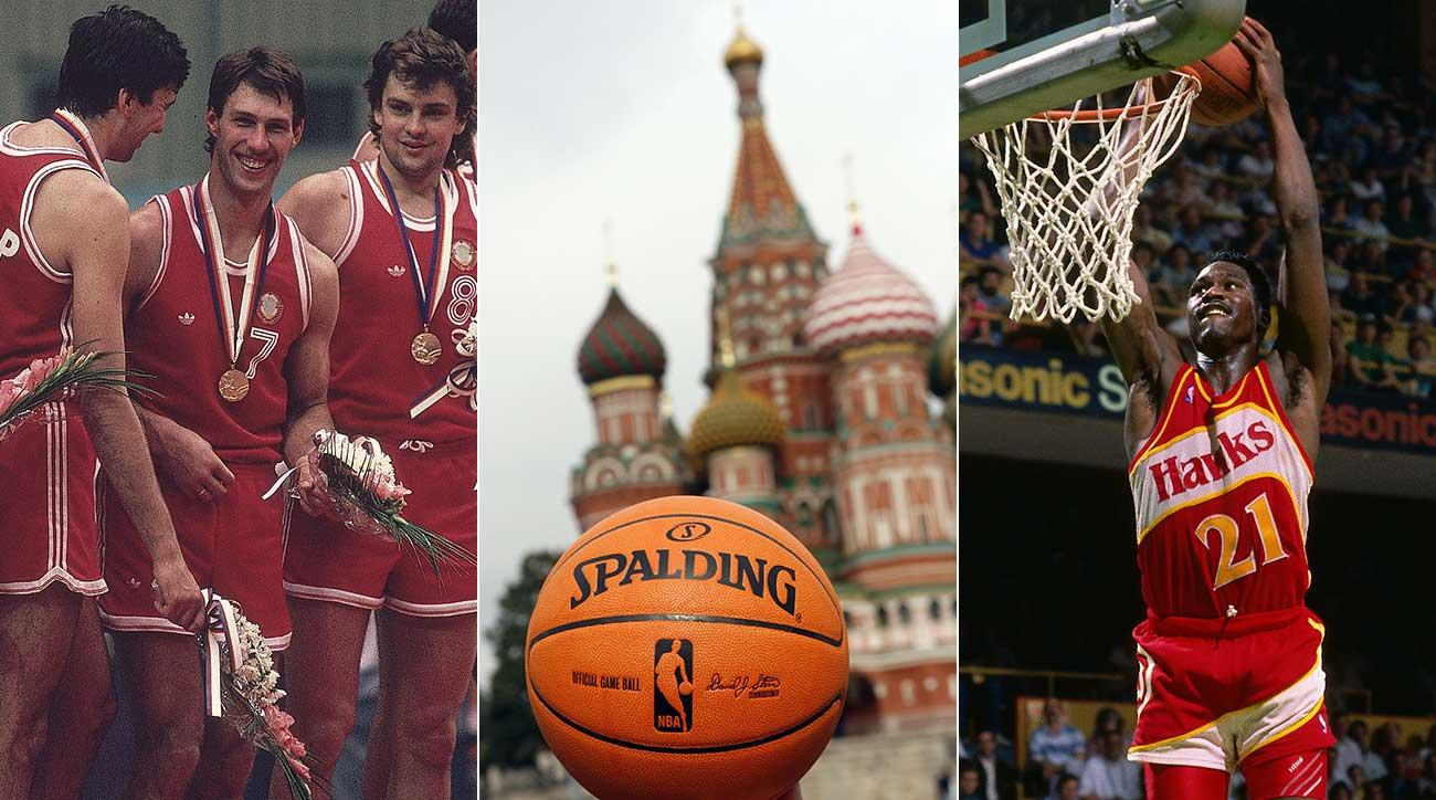 'Many Shoot, Few Make': Inside the NBA's First Journey to Russia