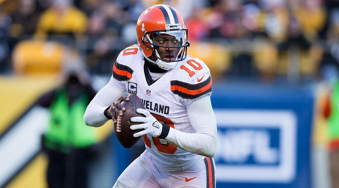 Rumor Chargers To Work Out Qb Robert Griffin Iii