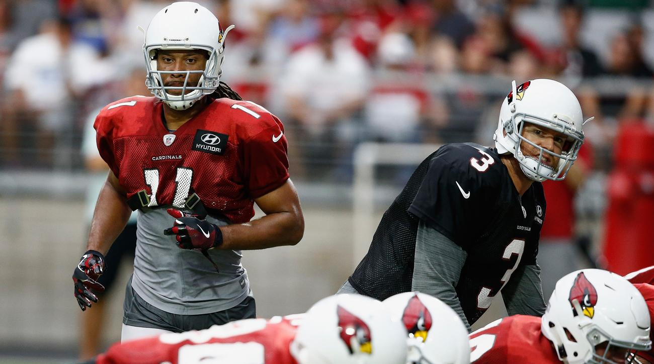 Arizona Cardinals Last Ride for Palmer Fitzgerald