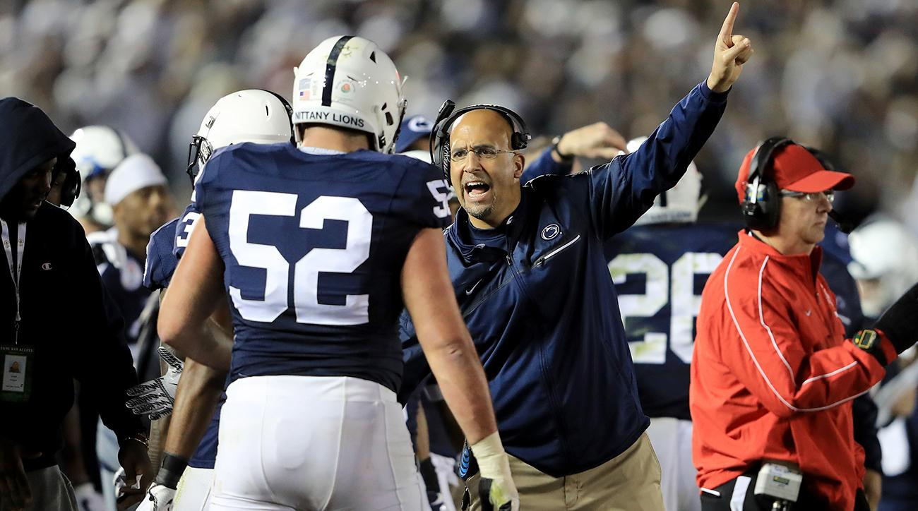 Penn State's great 2016 campaign? Forget about it - they already have