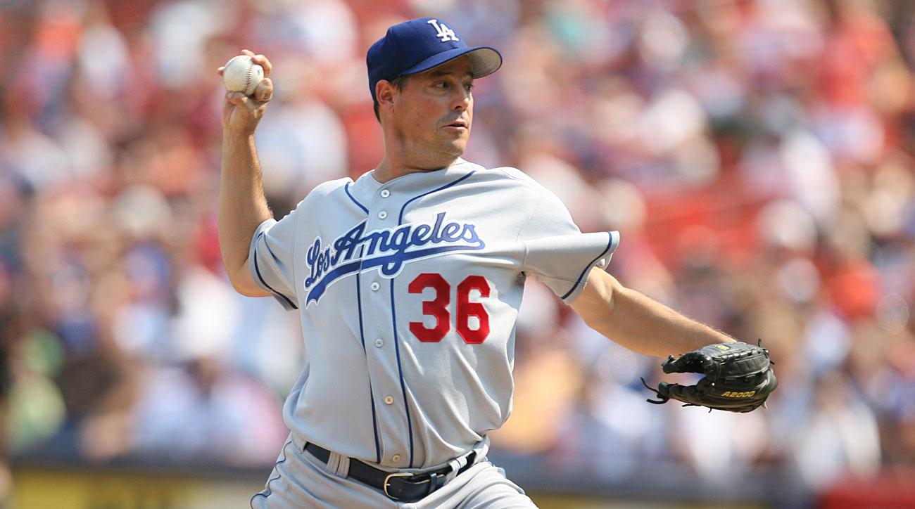 Greg Maddux, Los Angeles Dodger