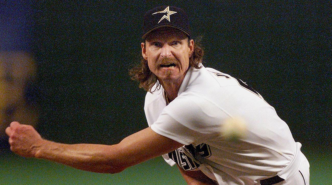 Randy Johnson, Houston Astros