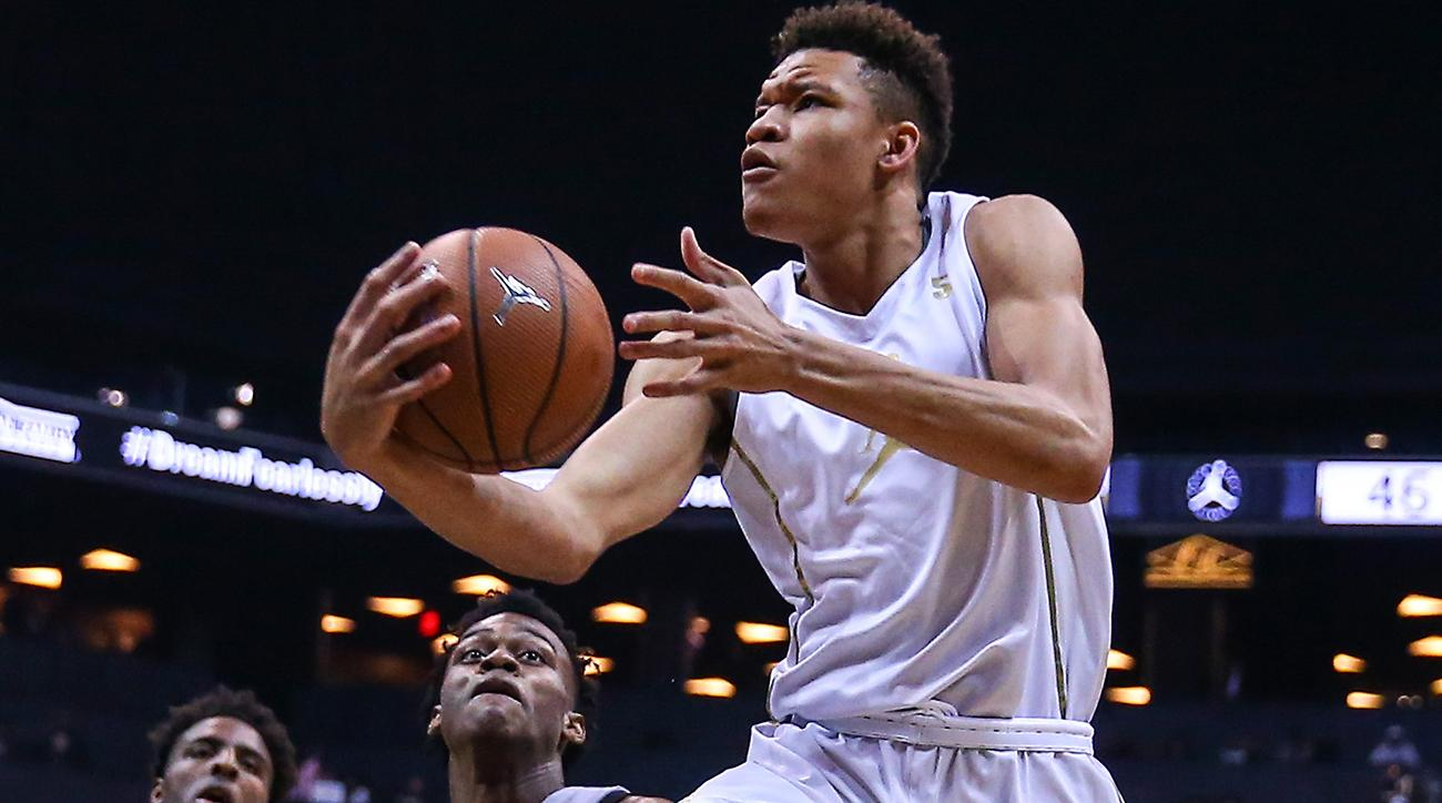 Kevin Knox: Scouting report on Kentucky freshman class's highest-ranked recruit