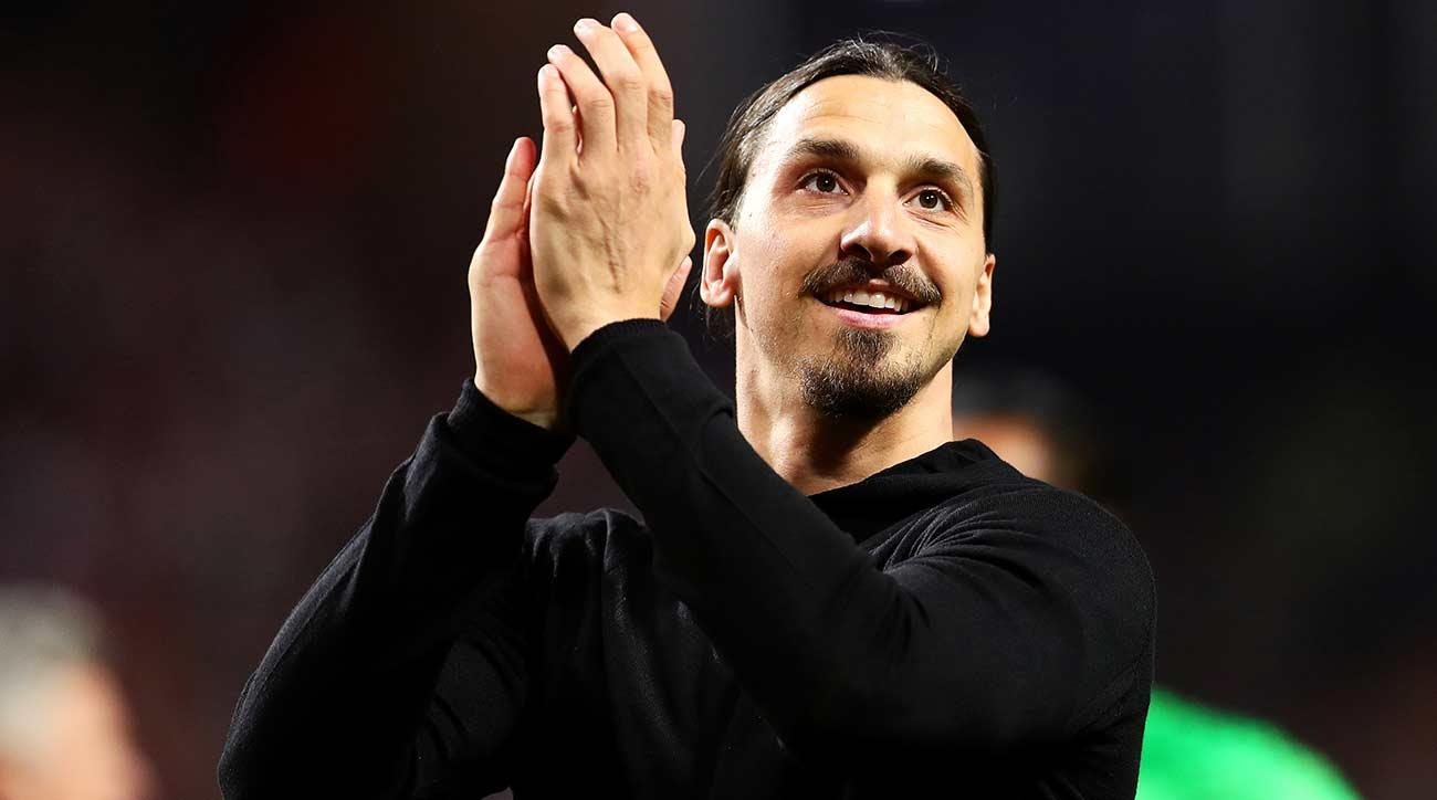 Galaxy chief says 'doors open' for Ibrahimovic