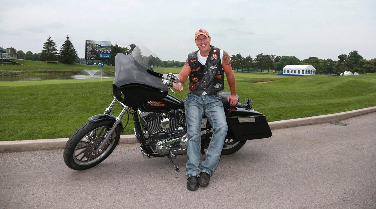 Brent McLaughlin was known for his tattoos and enthusiasm for motorcycles.