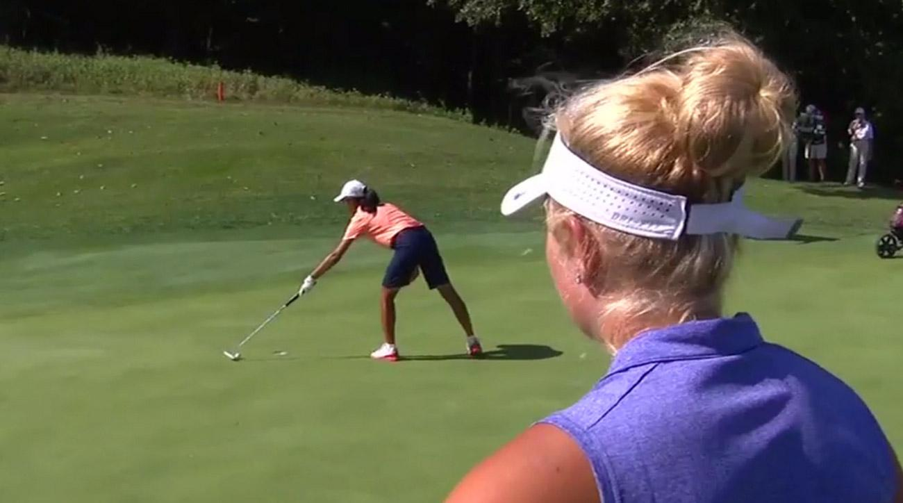 Twitter reacts to unconceded putt controversy at U.S ...