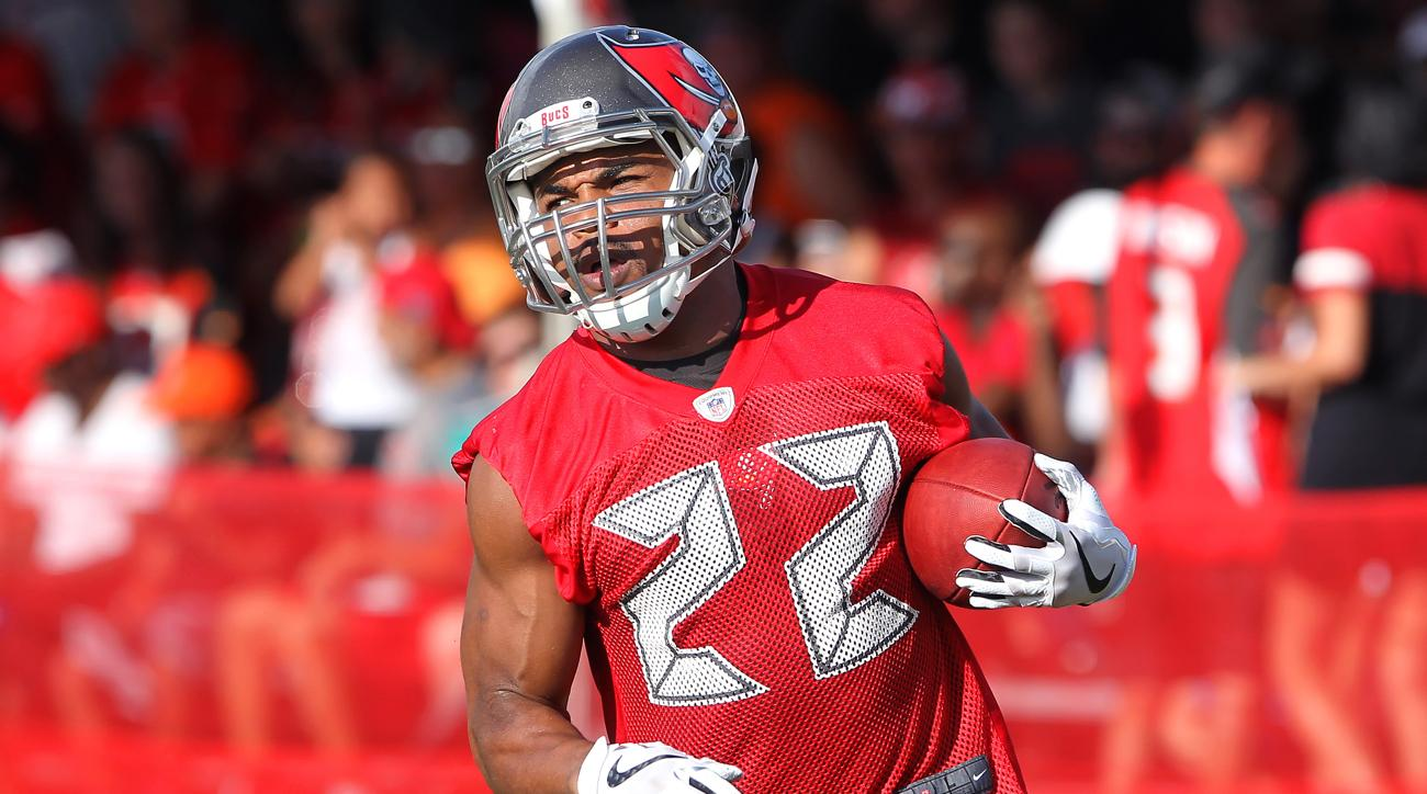 Doug Martin May Not Have Starting RB Job After Suspension
