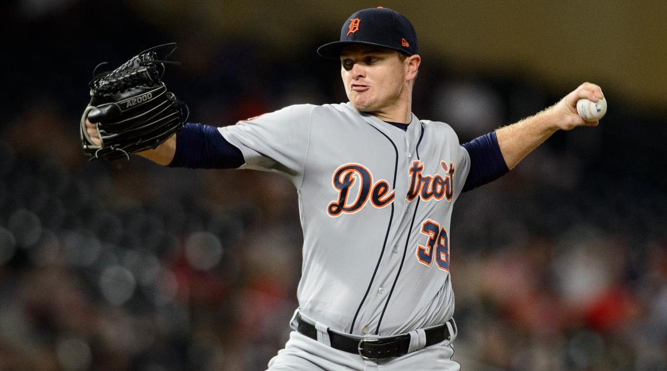 Multiple Teams Have Interest In Tigers' Justin Wilson