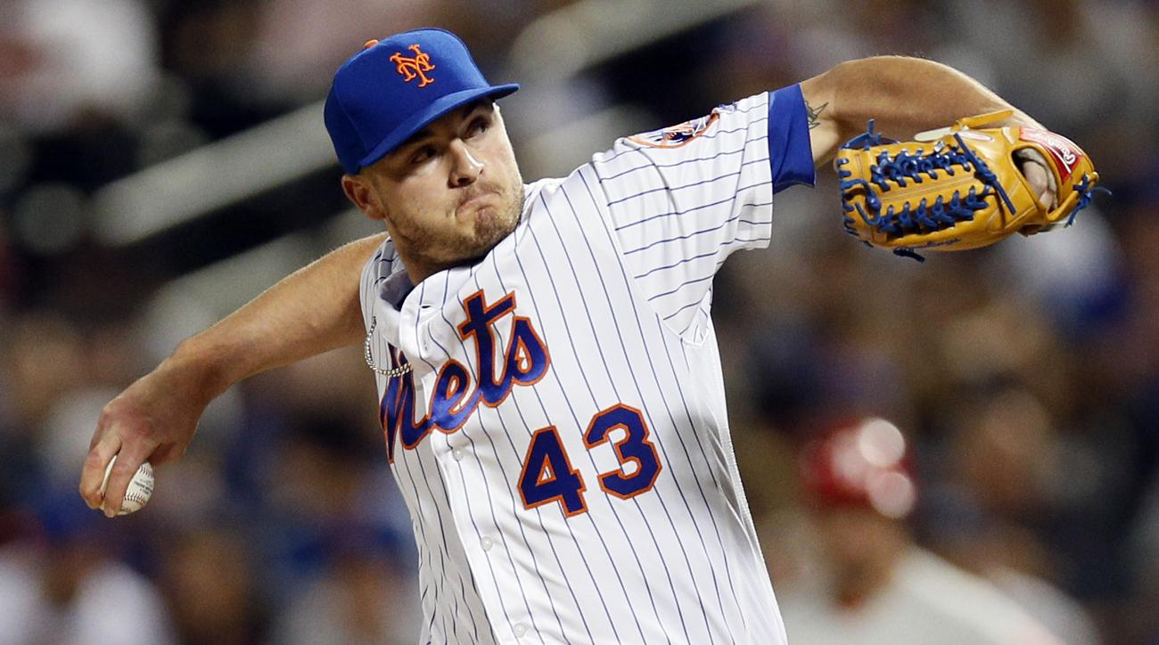 Mets trading Addison Reed to Red Sox for three prospects