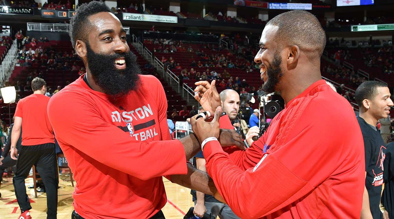 ee4bcba0f62d Will Rockets  James Harden-Chris Paul Experiment Pan Out