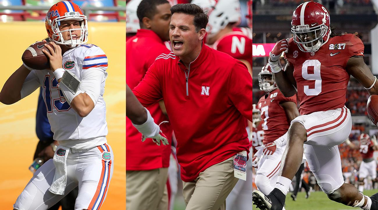 College football fall camp preview: Bob Diaco, Bo Scarbrough among stories to watch