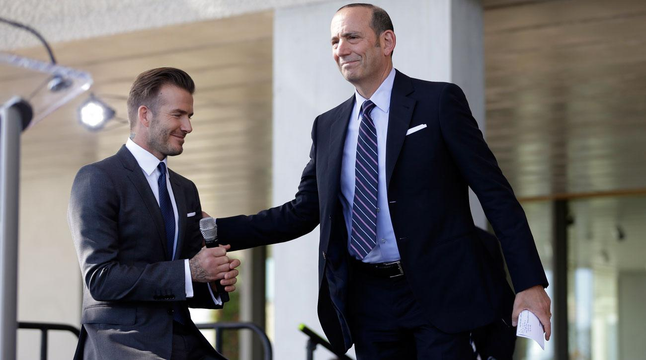 David Beckham poised to have MLS team in Miami