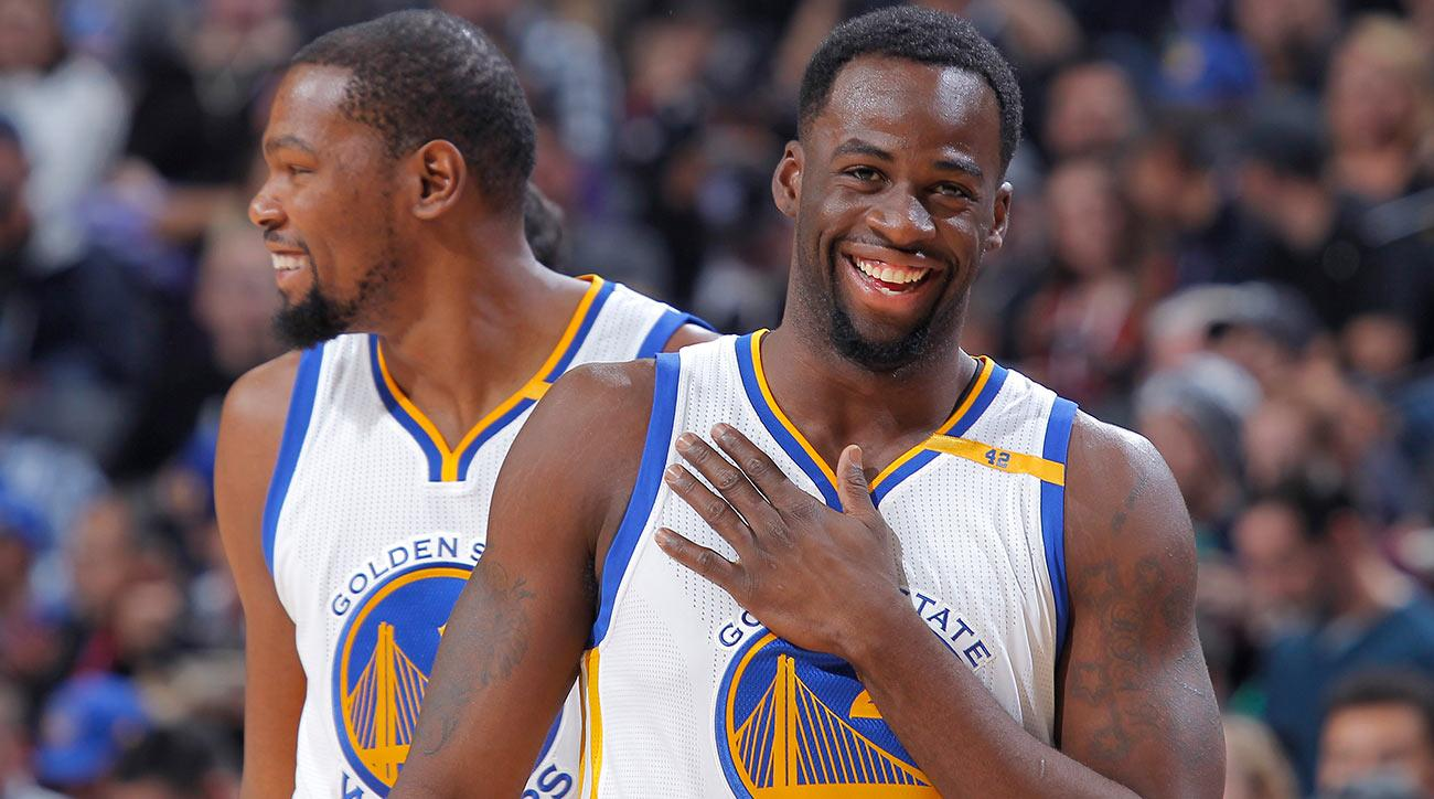 Challenging the Warriors Might Be Financially Impossible