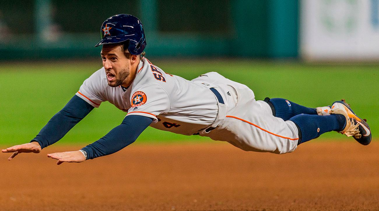 George Springer, Houston Astros