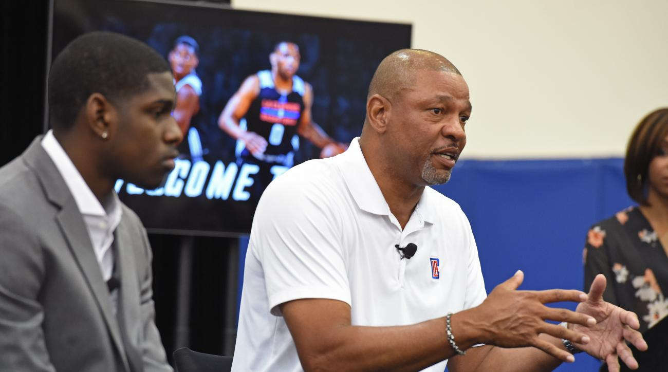Doc Rivers Reportedly Losing Role as Clippers President of Basketball Operations