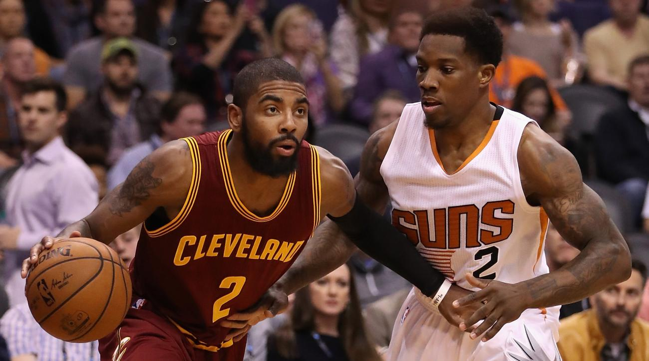 Kyrie Irving rumors: Suns willing to give up Eric Bledsoe
