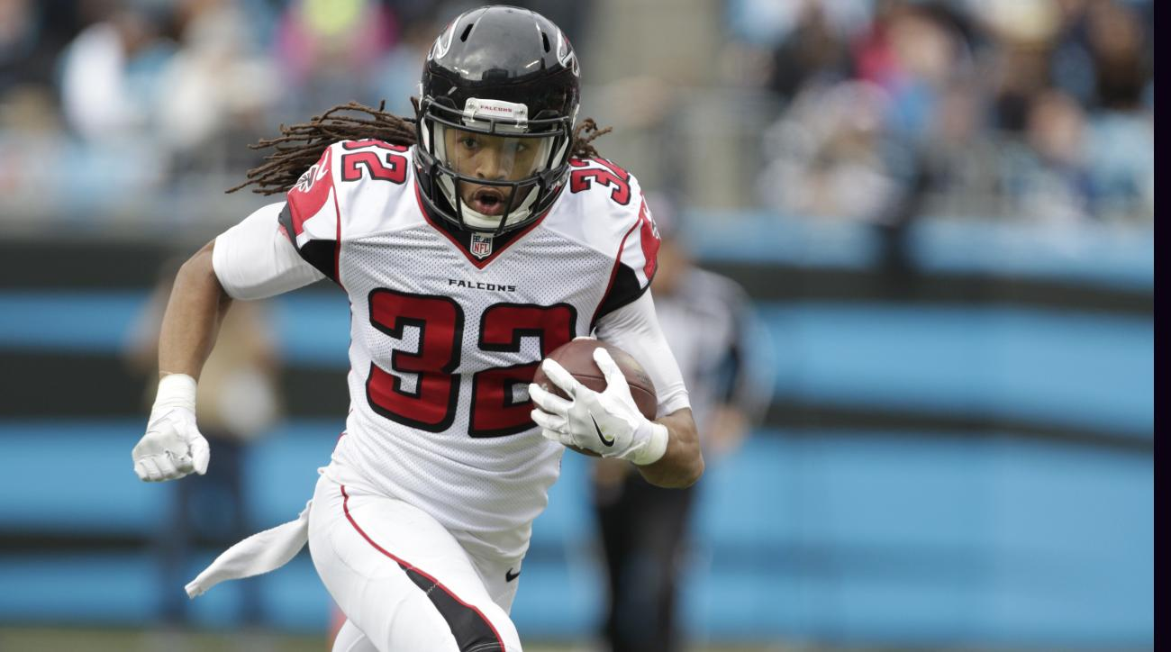 Falcons player handed 10-game suspension for PEDs