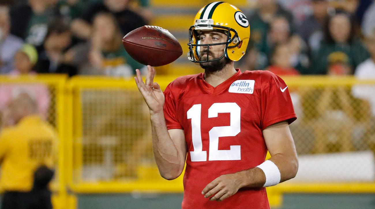 Aaron Rodgers on Packers pressure Jay Cutler a Dolphin