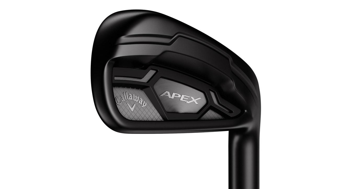 The Callaway Apex Black iron.