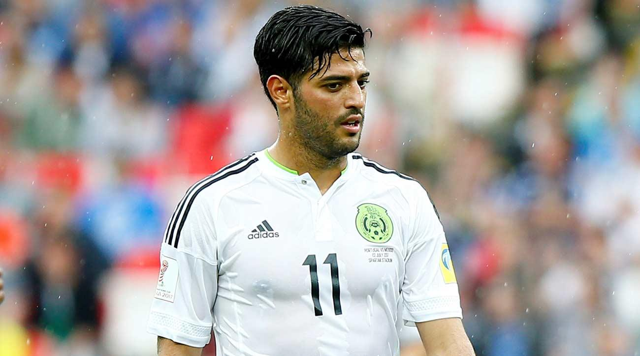 Carlos Vela Signs With Lafc As Club S First Designated