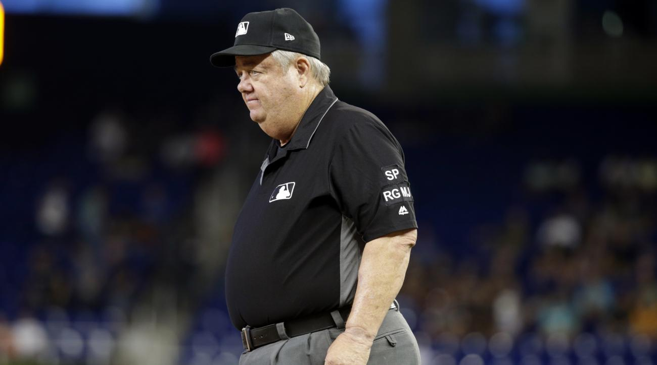 Joe West has reportedly been suspended three games for calling Adrian Beltre the game's biggest complainer.