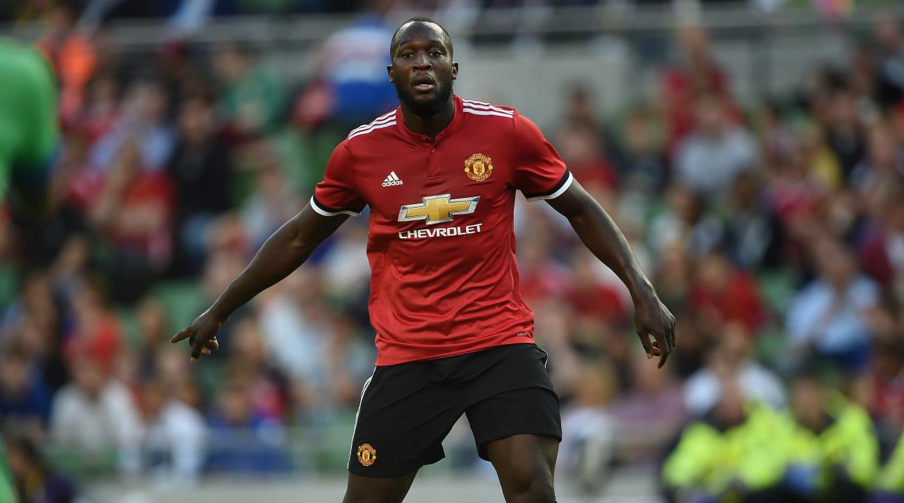 Romelu Lukaku in spotlight as Manchester United face West Ham in opener