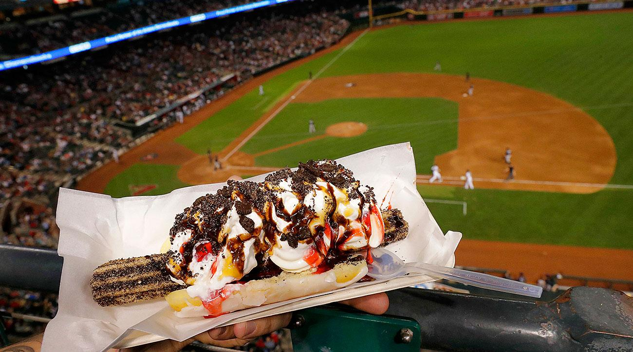 College Town Food Ranking The Best Meals SIcom - 12 over the top stadium foods to try this year
