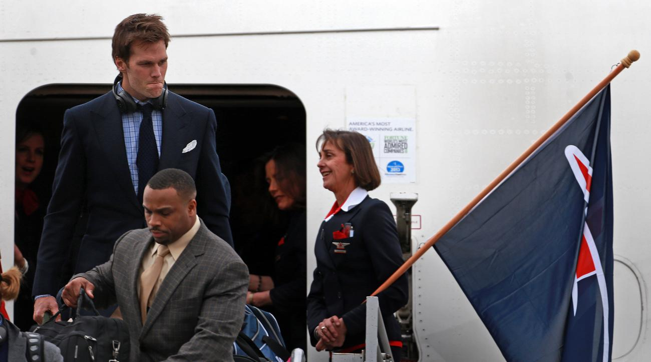 new england patriots purchase airplanes