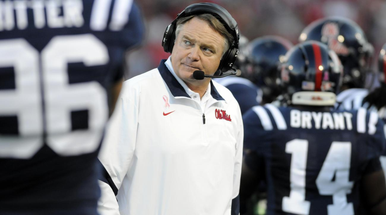 NCAA hearing for Ole Miss set for September 11