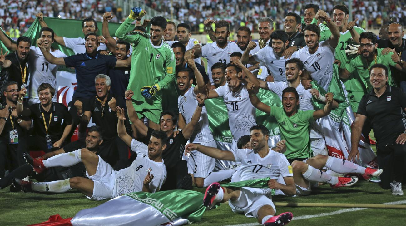 Iran bars 2 players from national team after playing Israelis