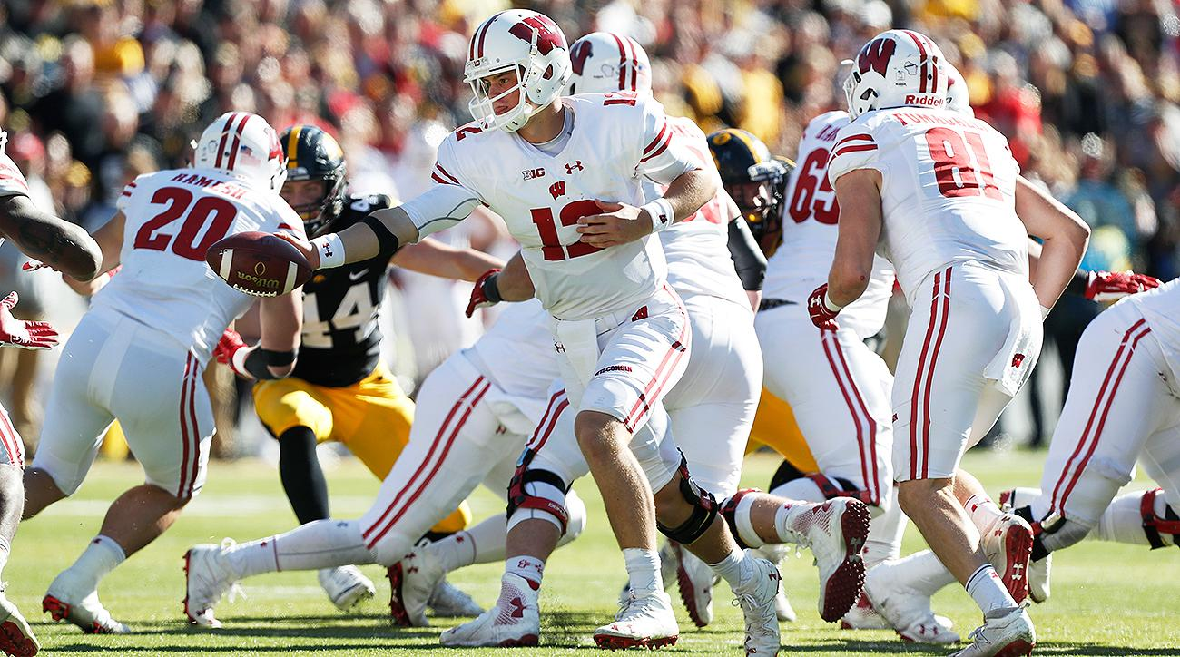 Badgers lose team captain LB Cichy for season to knee injury