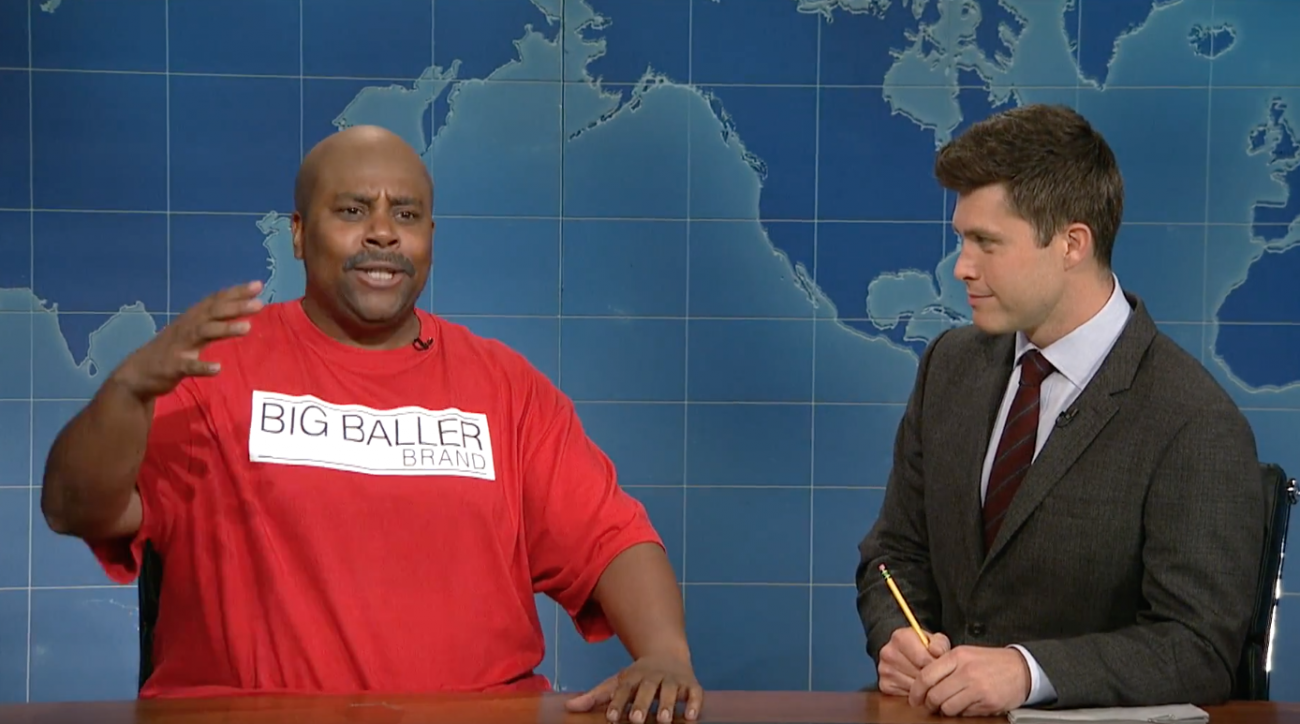 Kenan Thompson Impersonates LaVar Ball on 'SNL