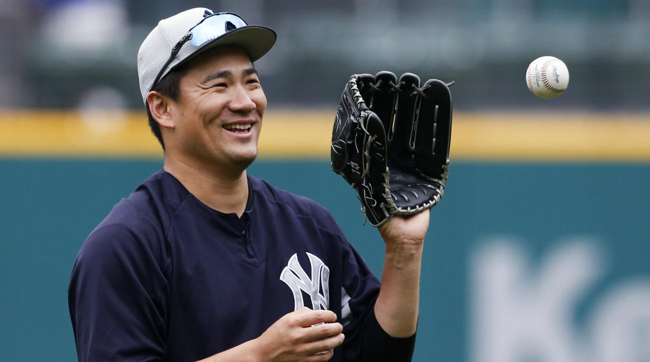 Yankees put Masahiro Tanaka on 10-day DL