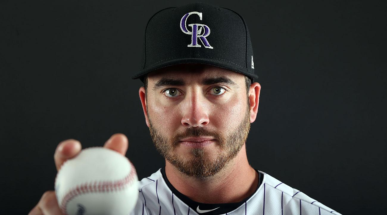 Chad Bettis, Colorado Rockies