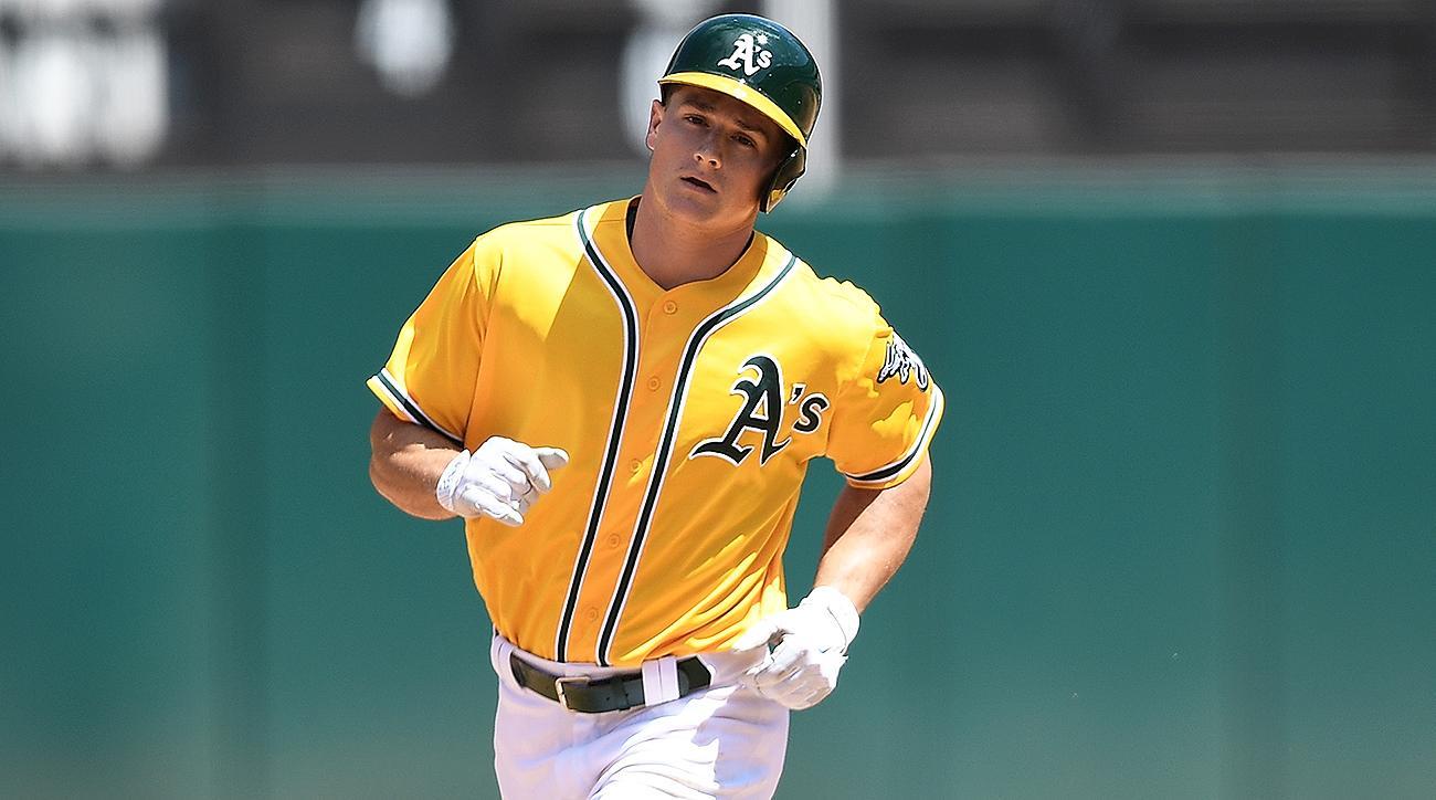 Oakland Athletics Matt Chapman