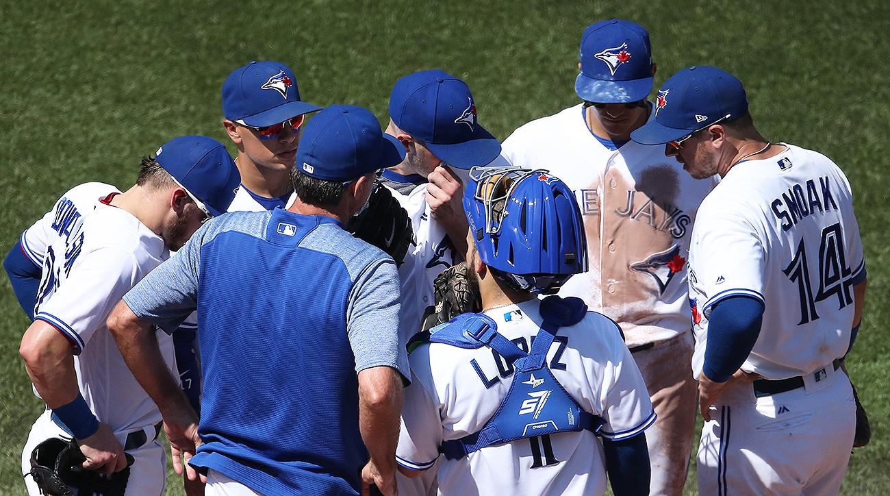 The beat down goes on; Rays fall to Blue Jays