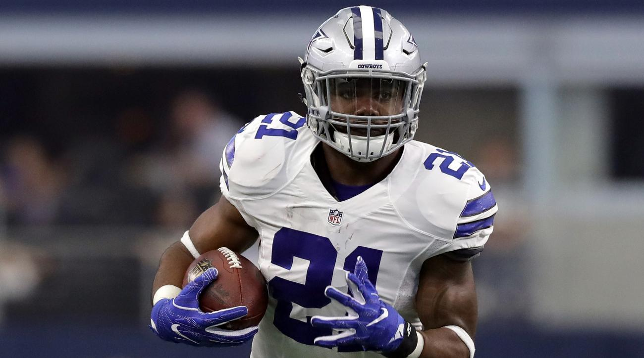 Ezekiel Elliott's Dad Shares Details Of Domestic Violence Report