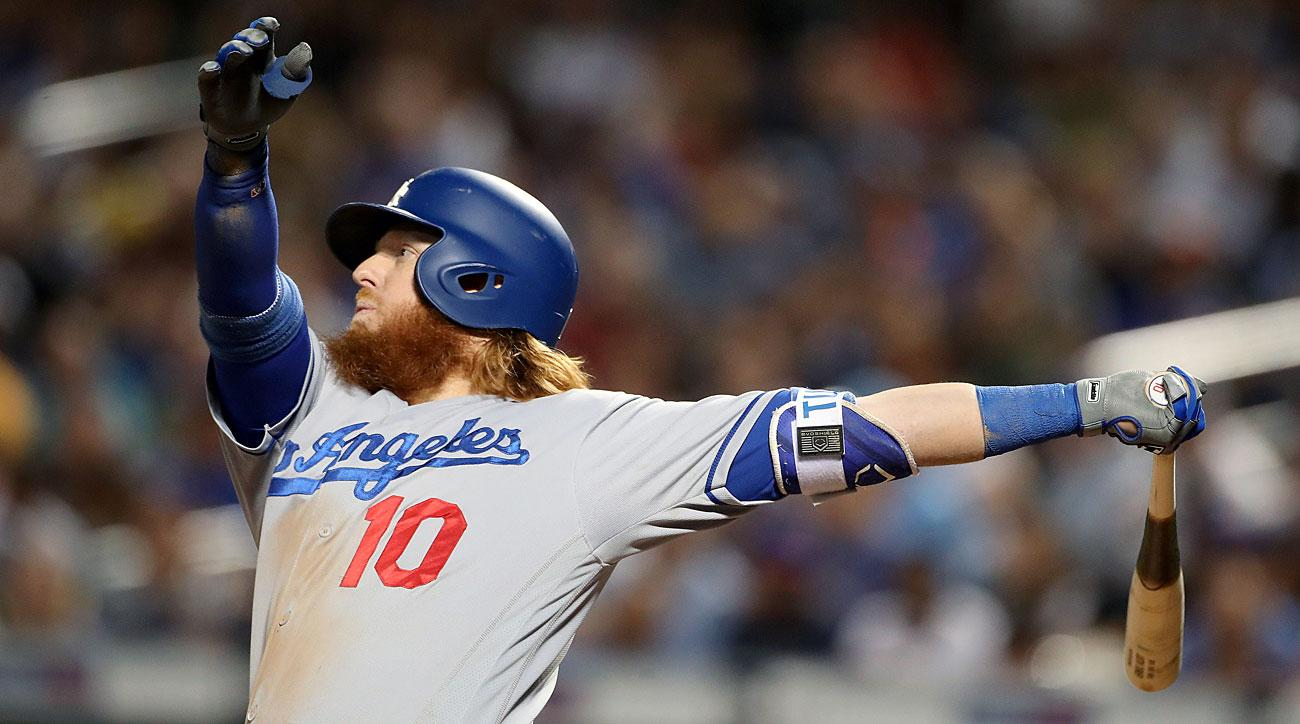 Justin Turner, Los Angeles Dodgers